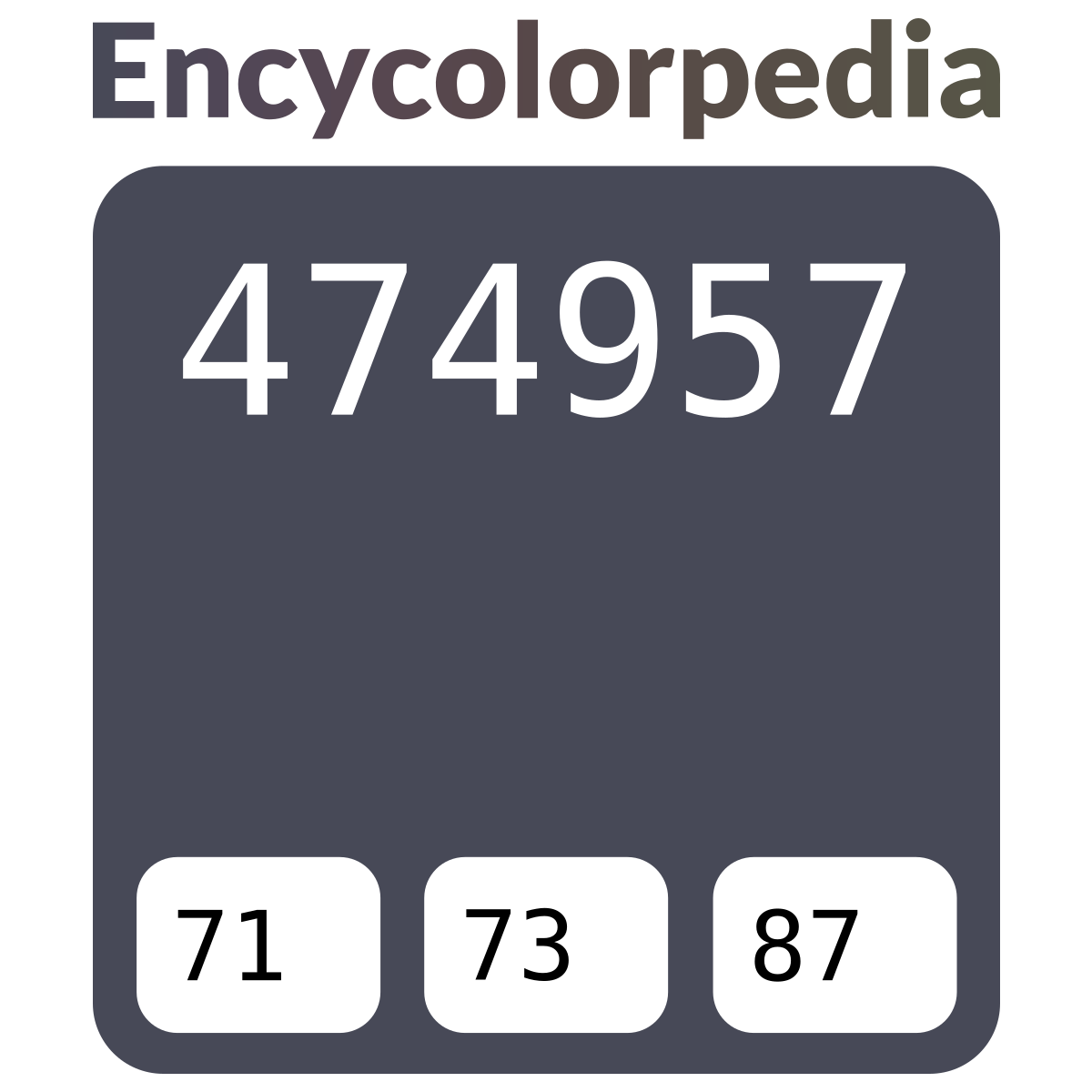 474957 Schema Codici Per Colori Hex Grafici Tavolozze Verniciare