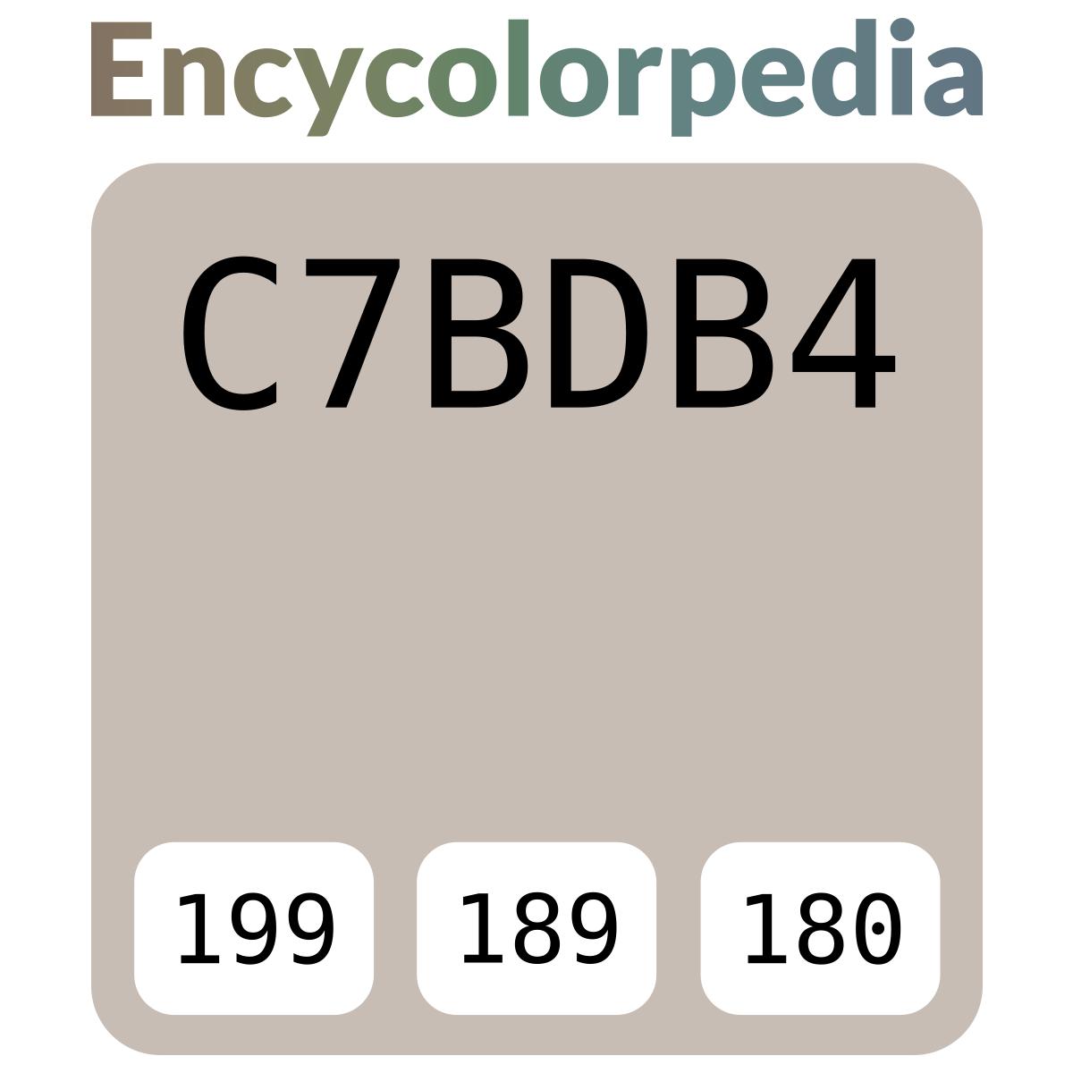 Tabella Colori Sikkens Ral sikkens e8.05.70 / #c7bdb4 schema codici per colori hex